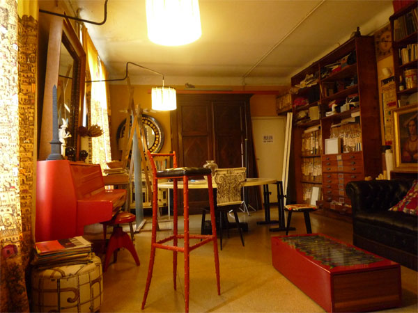 Casa di fornasetti - Fornasetti mobili ...