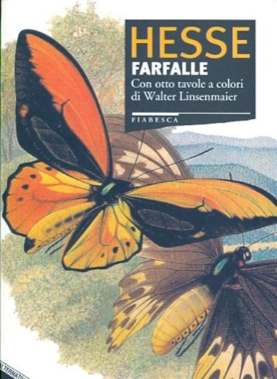Farfalla in giardino - 5 5